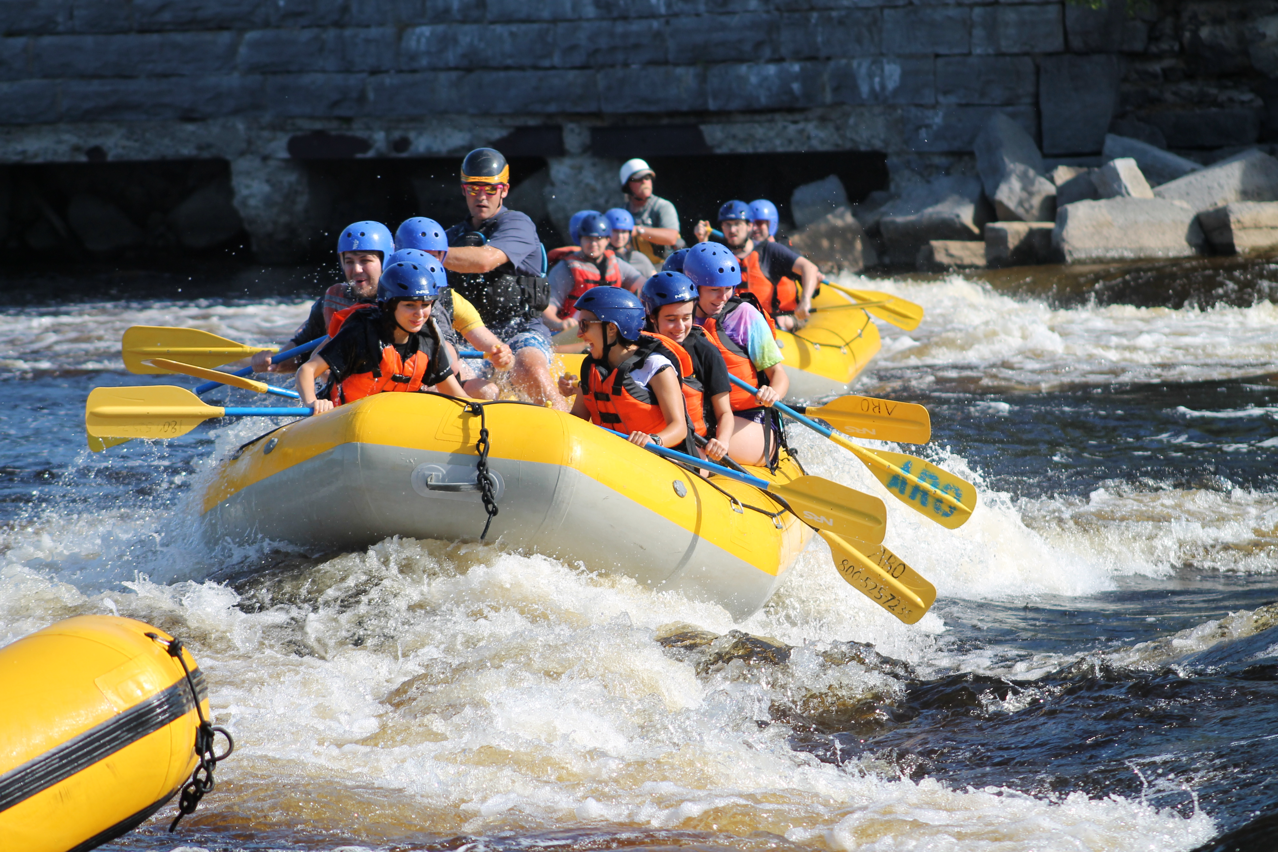 IC Honors: Whitewater Rafting – Ithaca College Honors