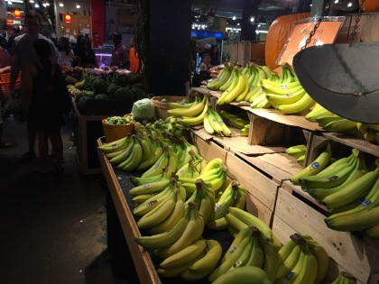 Going Bananas in the Reading Market!