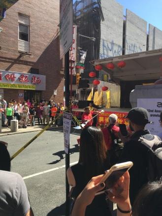 Chinatown Performance