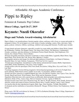 Pippi to Ripley